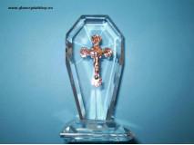 Religiózny stojan s krížikom 055