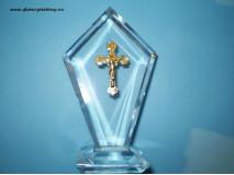 Religiózny stojan s krížikom 059