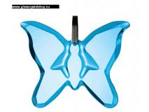 Motýľ 1217AQUAMARINE