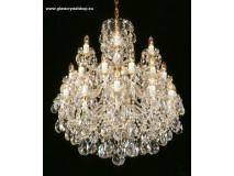 Krištáľové svietidlo stropné 35730K-0505/1