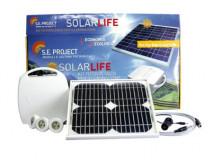 Modul SOLARLIFE - 3 bodové svetlo