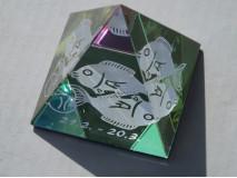 Pyramída 479PEA so znamením zverokruhu-RYBY