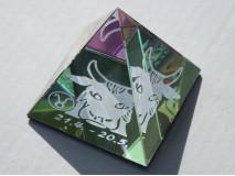 Pyramída 479PEA so znamením zverokruhu-BÝK