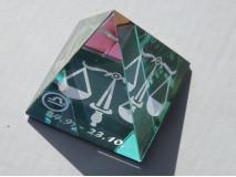 Pyramída 479PEA so znamením zverokruhu-VÁHY