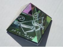 Pyramída 479PEA so znamením zverokruhu-STRELEC