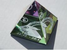 Pyramída 479PEA so znamením zverokruhu-KOZOROŽEC