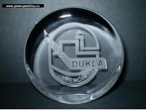 Puk sklenený HK Dukla Trenčín