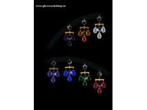 Farby krištáľov-ovesov